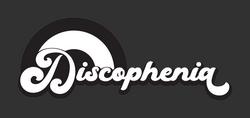 logo discophenia noir et blanc